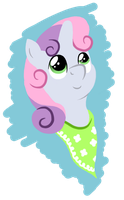 Sweetie Belle by Troggle
