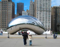 Chicago by Agatje
