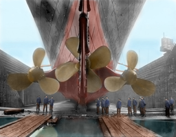 ~BRONZE PROPELLERS~ by RMS-OLYMPIC