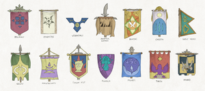 Felarya emblems by Karbo