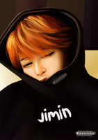 Orange Jimin by yuniizu