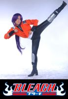 Yoruichi Shihouin Cosplay 4 by flamable77