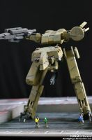 Metal Gear Rex - AB Custom by HariNgDuga