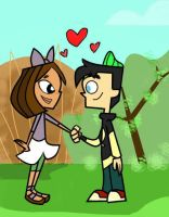 Total Drama Isand: First Crush by StrixMoonwing