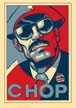 CHOP Poster Coloring by jkenfield