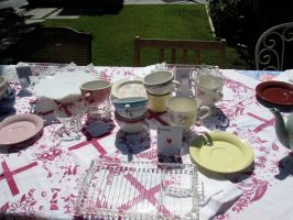 Tea Party 4 by Trisa-Sxy-Stock
