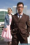 Doctor n Rose - Doctor Who by aimeekitty