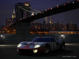 Ford GT40 in GT4 by Street-Racer