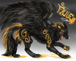 .:The Fallen:. by FallenAngelWolf13