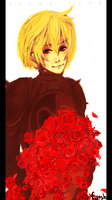 Roses from Ramza by fwosh