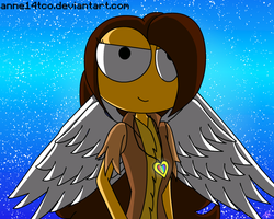 Anne the Angel by ANNE14TCO