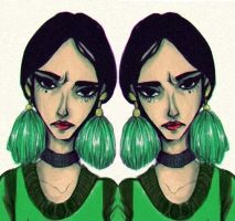 Twins. by Pandry