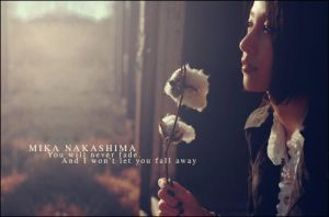 Mika Nakashima Vintage by Lucy by forgottenanime