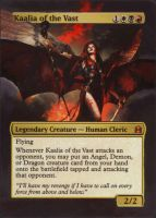 Kaalia of the Vast alter by MimiMunster