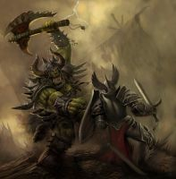 Large Orc by jbconcept