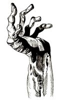 Hand by Warr3