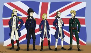 Rule Britannia by cardinalbiggles