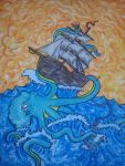 ship painting by smunk1