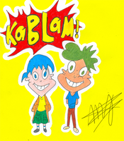 KABLAM by Cola-Addicted