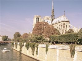 notre dame by cassiwoo