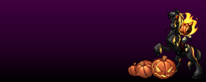 Journal Halloween Header by frotton