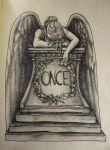 Angel of Grief: Shaded by Blesses