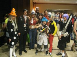 Soul Eater(2) at A-kon23 by Death-the-Girl88