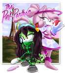 The Pink Panther: The Missing Emerald by JovialNightz