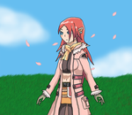 The Quiet Girl (Raven - Rune Factory 3) *FIXED!* by Ryusuta