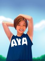Aya Ueto 02 by Loneicon