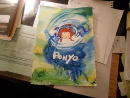 Ponyo by Electric-Tithe