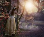 A magic moment by CindysArt