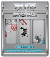Conflicto wallpaper by jjrrmmrr