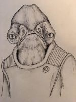 Mon Calamari  Star Wars  by conwaysuccess