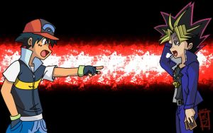 The times of Duel? Crossover by guto-strife-1