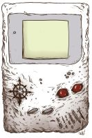 Chaos Gameboy by CalamityBane