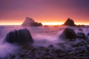 Ocean Front by PeterJCoskun
