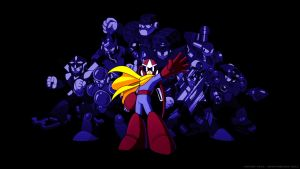 Protoman's Trap by heavycarcass
