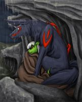 Let me be your shelter by mythori