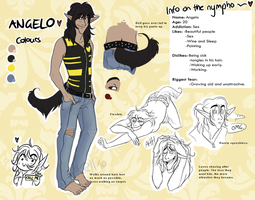 Angelo's reference by chikenpeasoup