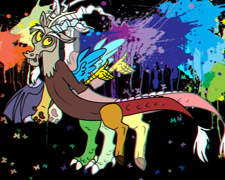 Discord by CandyPhantom123