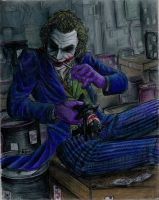 The Joker by egriz