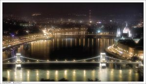 Budapest Lookout by miki3d