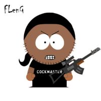 FLenG In South Park by fleng