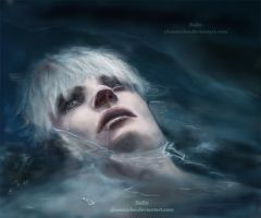 Jack Frost . Edge of Submersion by phoenixleo