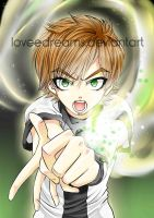 Ben10 by loveedreams