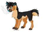 AJ Shep by Cinders-and-Ashes