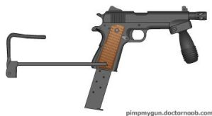 MP1911 by MegaBLYSTONE