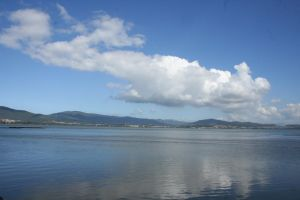 Nature - Calm waters and sky by Stock-gallery