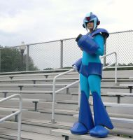 Encounter-Megaman X Cosplay by TheNin10dork